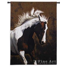 Bella Mare Horse Tapestry Wall Hanging