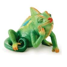 Rain Forest Little Dwellers Lizard Figurine