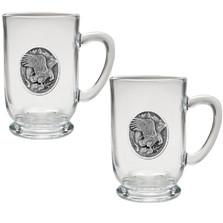 Eagle Coffee Mug Set of 2