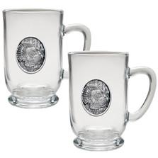 Turkey Coffee Mug Set of 2