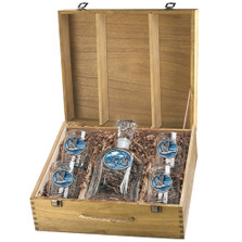 Canadian Goose Capitol Decanter Boxed Set