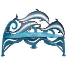 Dolphin Bench