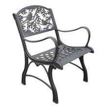 Cardinal Cast Iron Chair