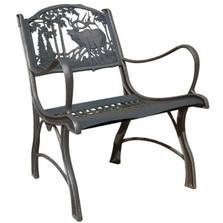 Elk Cast Iron Chair