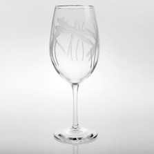 Dragonfly All Purpose Wine Glass Set of 4