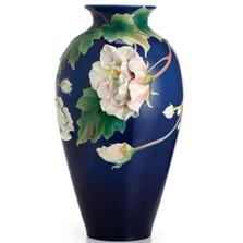 Cotton Rose Porcelain Vase | FZ02484