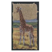 "Giraffe Print ""East African Matriarch"""