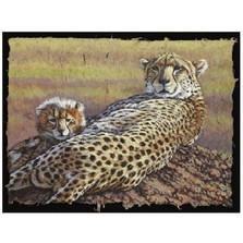 "Cheetah Print ""Top of the Morning"""