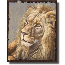"""Lion Print """"Le Roi"""""""