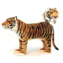 Tiger Foot Stool/Seat
