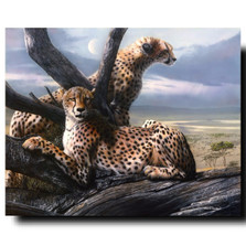 "Cheetah Print ""View to a Kill"""