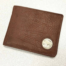 American Bison Buffalo Nickel Men's Bifold Wallet