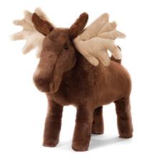 """Moose """"Morris"""" Footstool"""