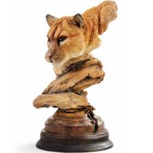 """Cougar Sculpture """"Catamount"""""""