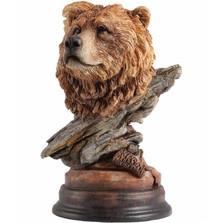 """Bear Sculpture """"Bruin"""""""