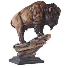 "Bison Sculpture ""El Patron"""