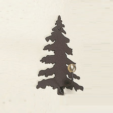 Pine Tree Garment Hook
