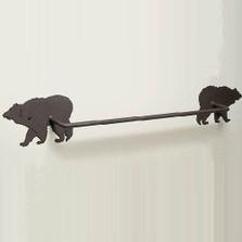 Bear Towel Bar