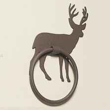Deer Towel Ring