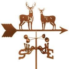 Deer Duo Weathervane