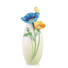 Brave New Hopes Poppy Vase | FZ03068