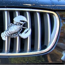 Lobster Grille Ornament