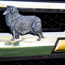 Collie Grille Ornament