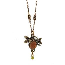 Acorn Pendant Necklace | Nature Jewelry