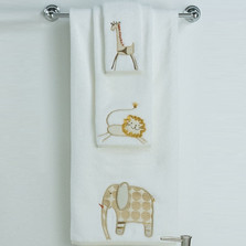 Animal Crackers Bath Towel Set