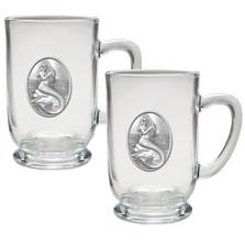 Mermaid Coffee Mug Set of 2