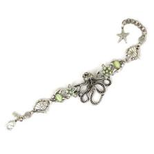 Octopus Link Bracelet | Nature Jewelry