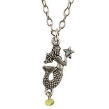 Mermaid Starfish Necklace | Nature Jewelry