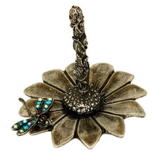 Dragonfly Ring Stand | Nature Jewelry