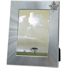 Maple Leaf 5x7 Photo Frame