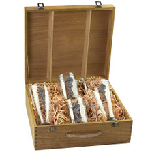 Seahorse Beer Glass Boxed Set