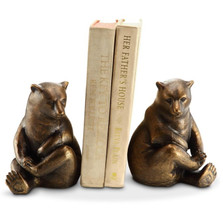 Bear Bookends | 33760