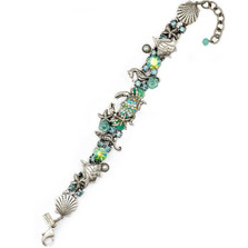 Crab Bracelet | Nature Jewelry