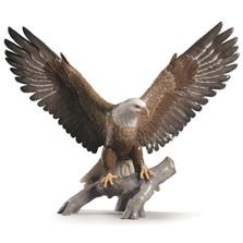 "Eagle Porcelain Figurine ""Freedom"""