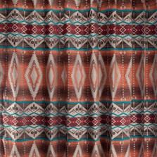 Mojave Shower Curtain   Carstens   JB6105