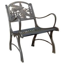 Eagle Cast Iron Chair