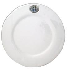 Bee Stoneware Dinner Plate