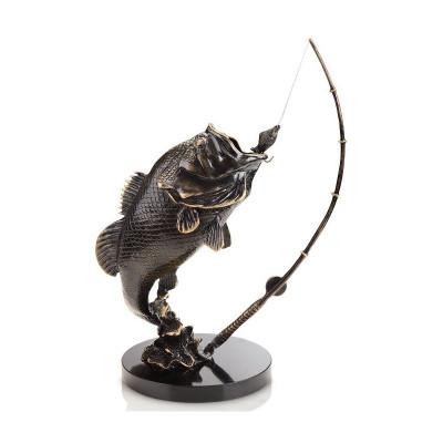 Largemouth Bass Sculpture | 80240