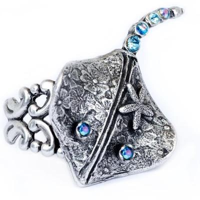 Stingray Ring | Nature Jewelry