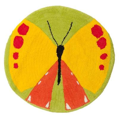 """Butterfly Bath Rug """"Flutterby"""""""