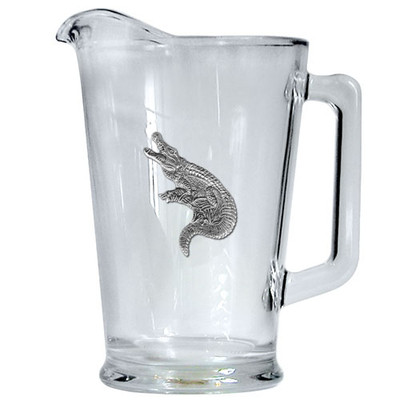 Alligator Beer Pitcher