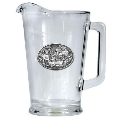 Bighorn Sheep Beer Pitcher