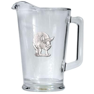 Pig Beer Pitcher