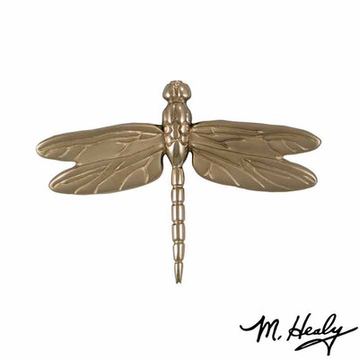 Dragonfly Nickel Silver Door Knocker
