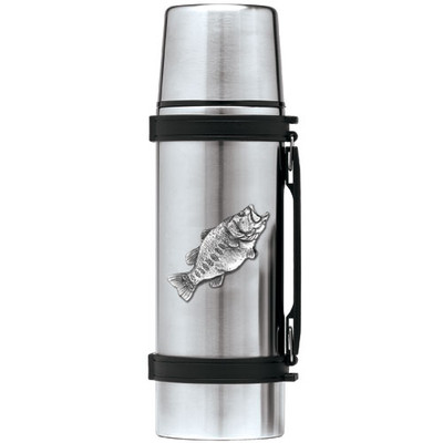 Bass Fish Thermos