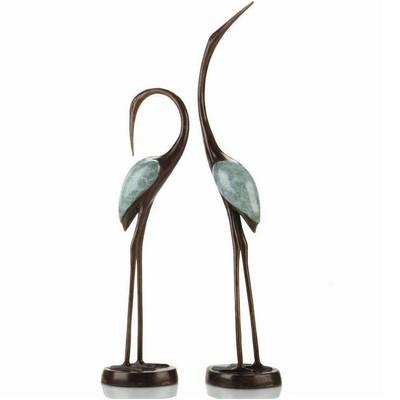 "Crane Sculptures ""Crane Song"" | 80102"